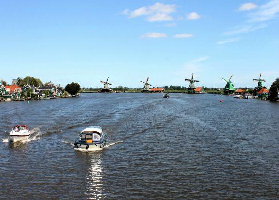 Zaanse Schans, Niederlande | von EvelynLaFleur