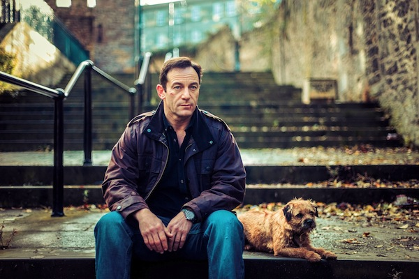 Jason Isaacs as Jackson Brody in Case Histories 2 on BBC1