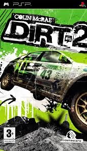 Colin Mcrae - Dirt 2 - PSP - ISO Download