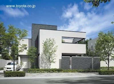 Casa prefabricada de Toyota, Japón