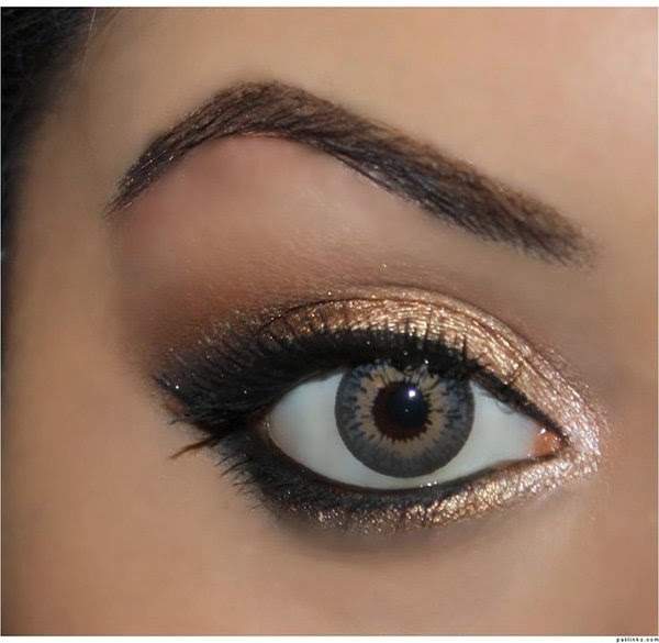 How To Do Eye Makeup For Hazel Eyes Tips Tutorial B G Fashion