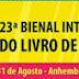 Bienal do Livro de São Paulo - EU VOU \o/