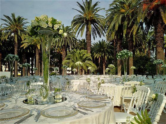 Coordinova la garant a de sus eventos con expertos ideas for Arreglos florales para boda en jardin