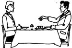 Чтение предложений с неопределенным артиклем a и определенным артиклем the, повторение правил их употребления