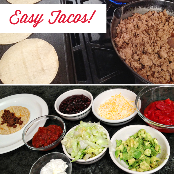 tacos with walgreen's ingredients