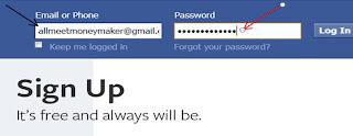 put facebook like box