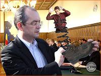 Funny photo Emil Boc Daruri