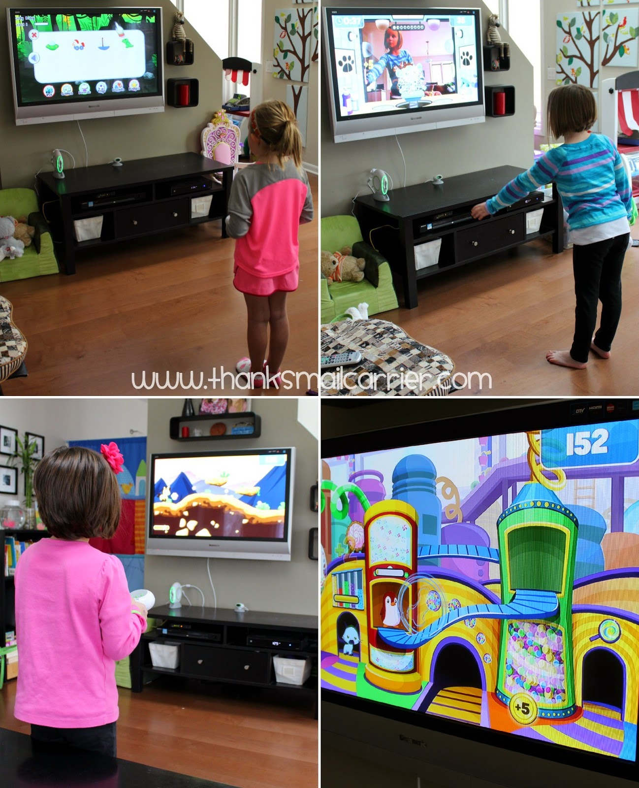 LeapTV Pet Play World