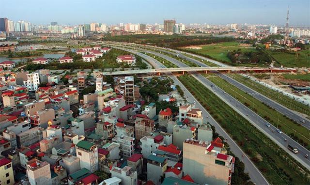 đất nền ven đô Hà Nội