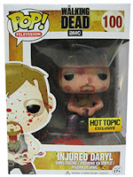 Funko Pop! Injured Daryl Blood Splatter
