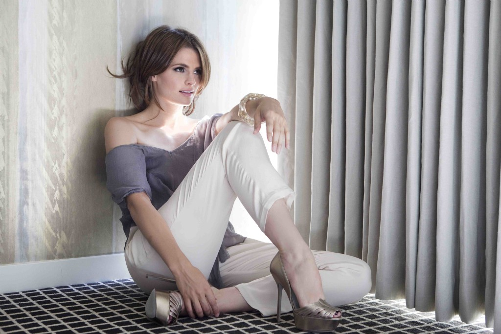 Stana Katic Photoshoot Collection - Celeb Crunch
