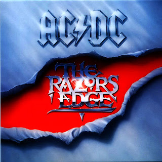AC DC The Razors Edge Cover HD Wallpaper