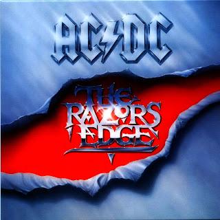 AC DC The Razors Edge Cover HD Wallpaper