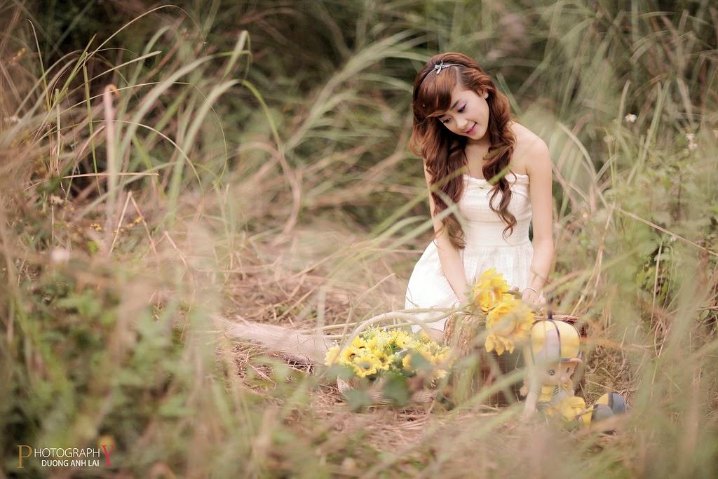 Ảnh đẹp girl xinh Việt Nam chất lượng HD - Ảnh 07