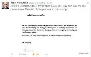Варуфакис