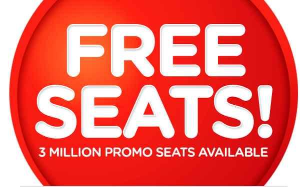 AirAsia Free Seats 2016