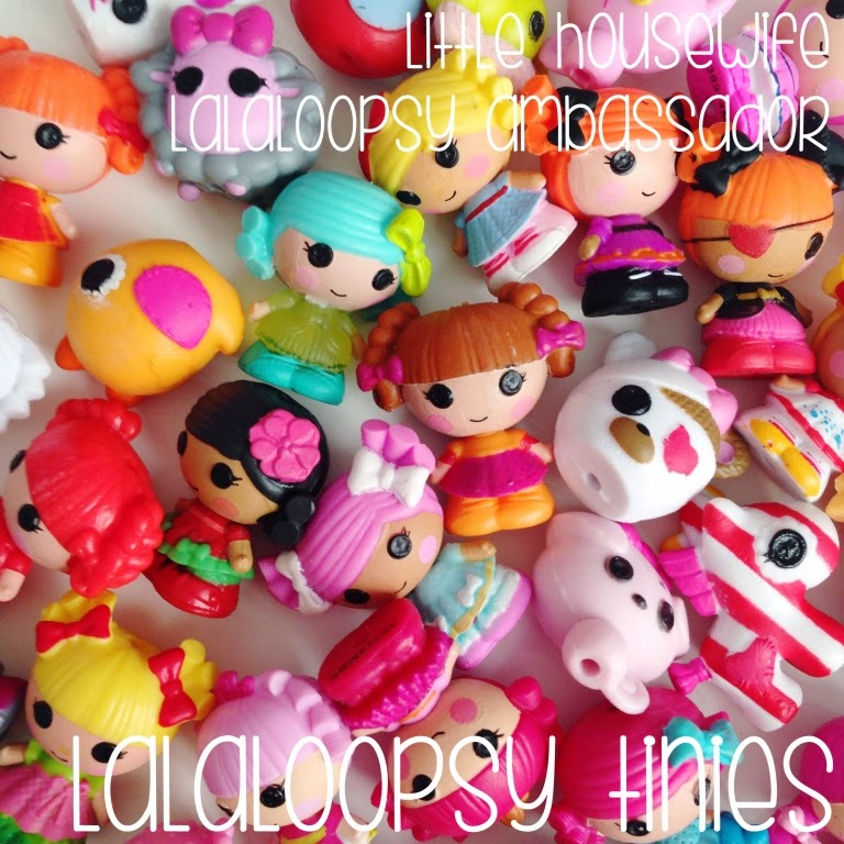 Little Housewife Lalaloopsy Tinies