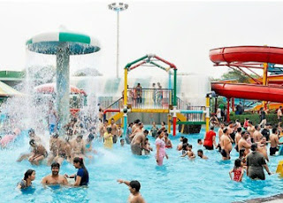 [Delhi] Buy 1 and Get 1 Free On Children's / Adult's Tickets at Splash Water Park