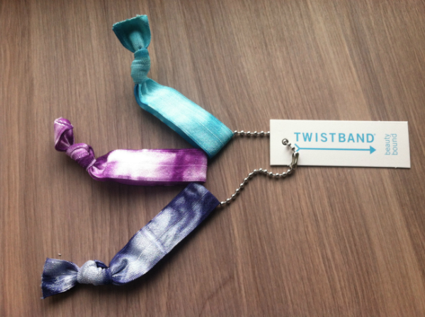 Twist Band Club - October 2012 Review - Women's and Girl's Monthly Hair Tie and Accessory Subscription Boxes
