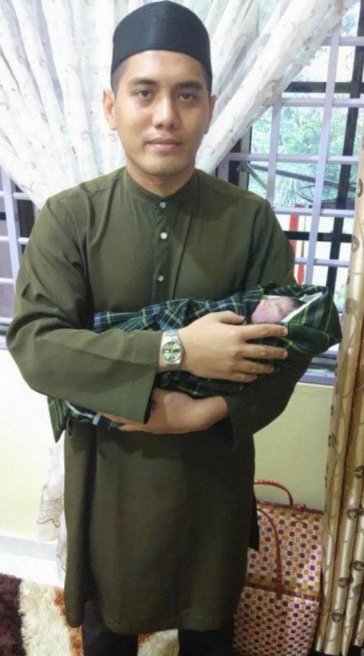 Warkah Pilu Ayah Buat Arwah Bayinya