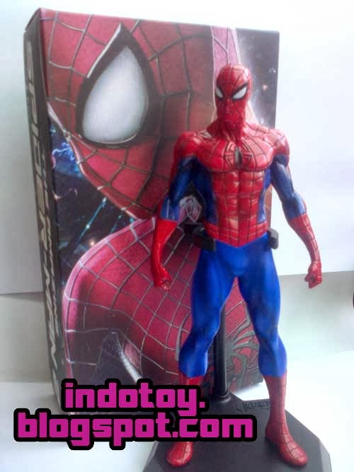 Jual Figure The Amazing Spiderman 2 : Crazy Toys