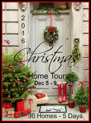 Join 21 Rosemary Lane and 29 other bloggers for 30 fantastic Christmas Home Tours