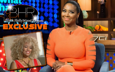 "RHOA Star Kenya Moore Apologizes To Kim Fields On ""Watch What Happens Live """