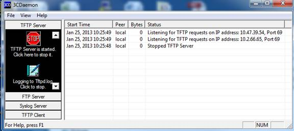 3cdaemon Tftp Server Download windows 7