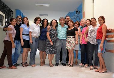 Equipe do NIED/SEMEC/PA