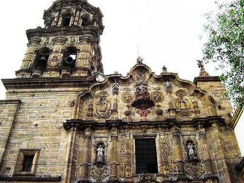 Templo de San Felipe Neri, Guadalajara