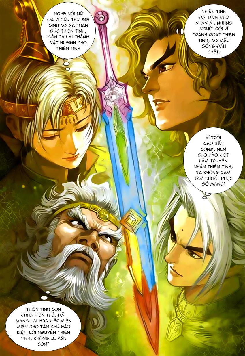 Thần binh huyền kỳ 3 - 3.5 Chapter 76 - Hamtruyen.vn