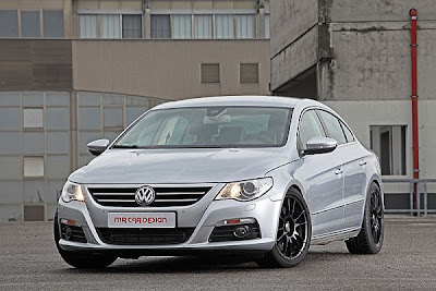 VW Passat CC with 502 hp