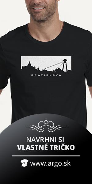 Navrhni si vlastné tričko - argo.sk