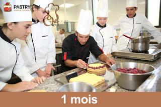 Formation Master Chef en pâtisserie
