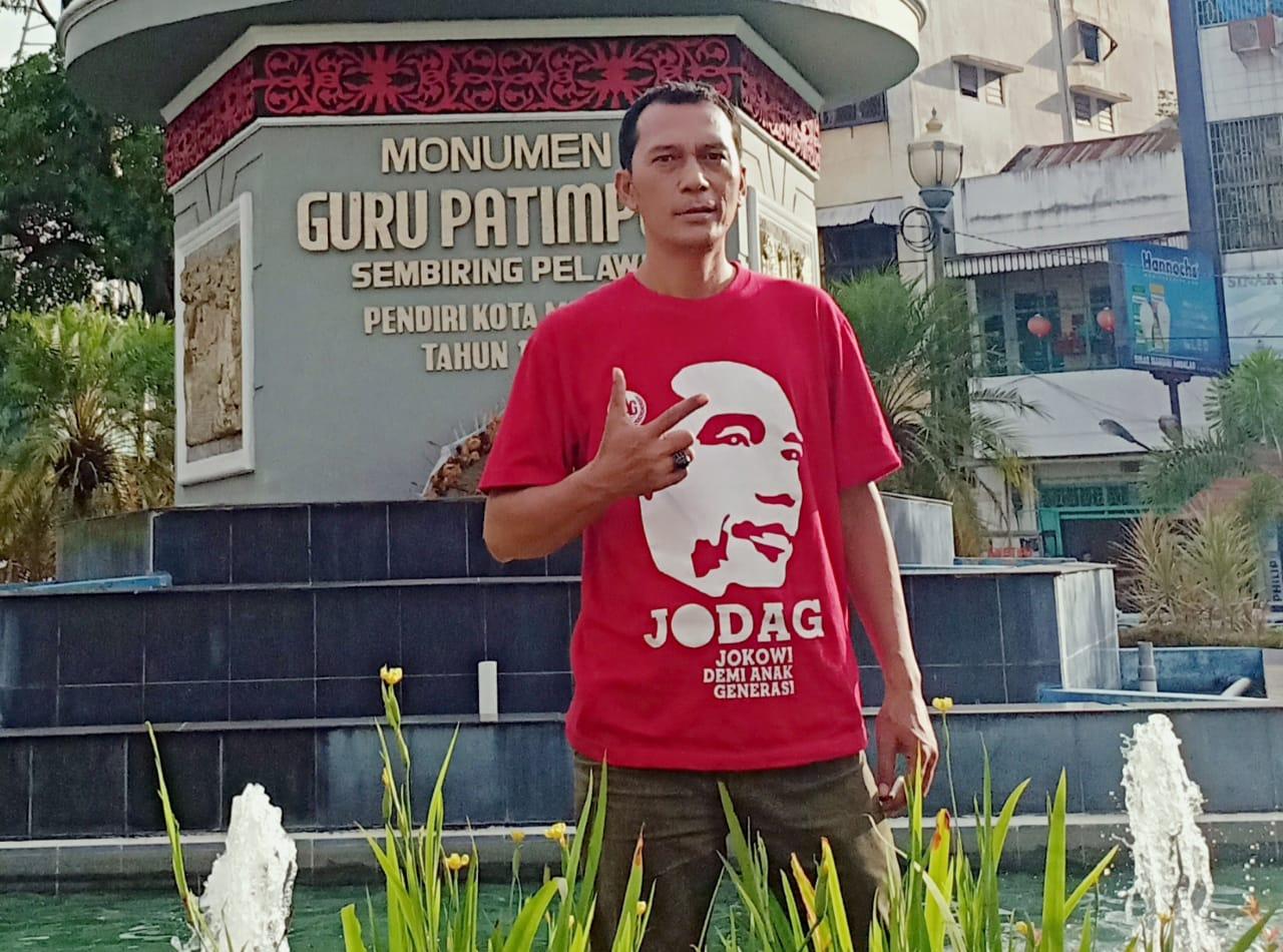 Ketum DAG Menilai Pidato Jokowi Berani Berantem itu Nasehat Bijak Kepada Relawannya