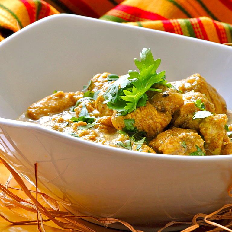how to cook indian style curry chicken