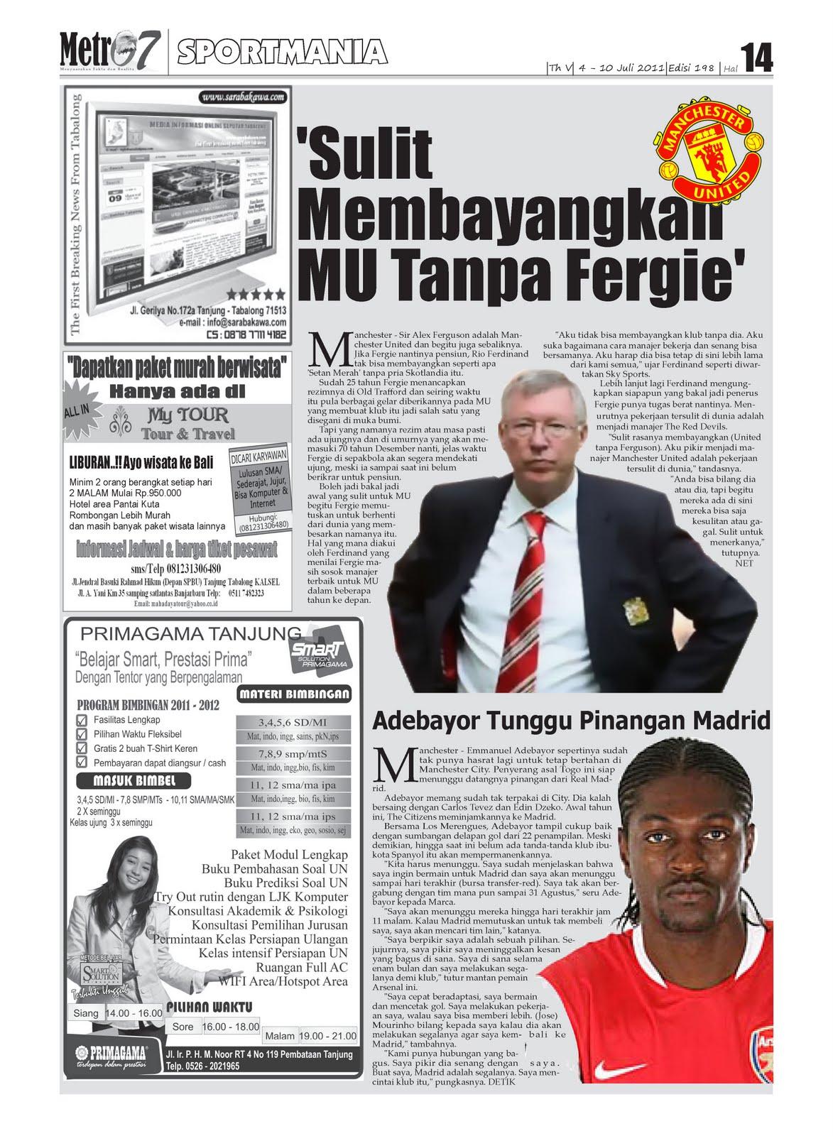 26 Juni 2011 - Surat Kabar Mingguan Metro7