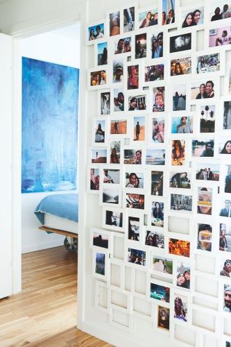 ideas para decorar con fotografas imagen