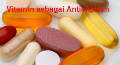 Vitamin sebagai Antioksidan dan Senyawa Serupa Vitamin