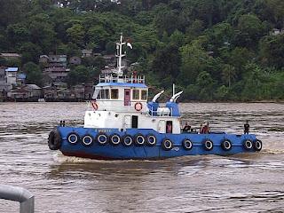 penyewaan kapal di samarinda