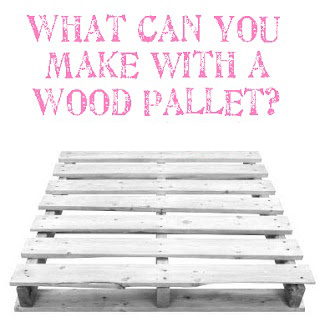 Originales ideas pallets make your own bed table bar for Make your own bedside table