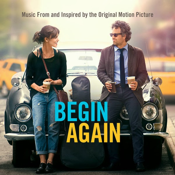 Various Artists - Begin Again (Music From and Inspired By the Original Motion Picture) [Deluxe Version] Cover
