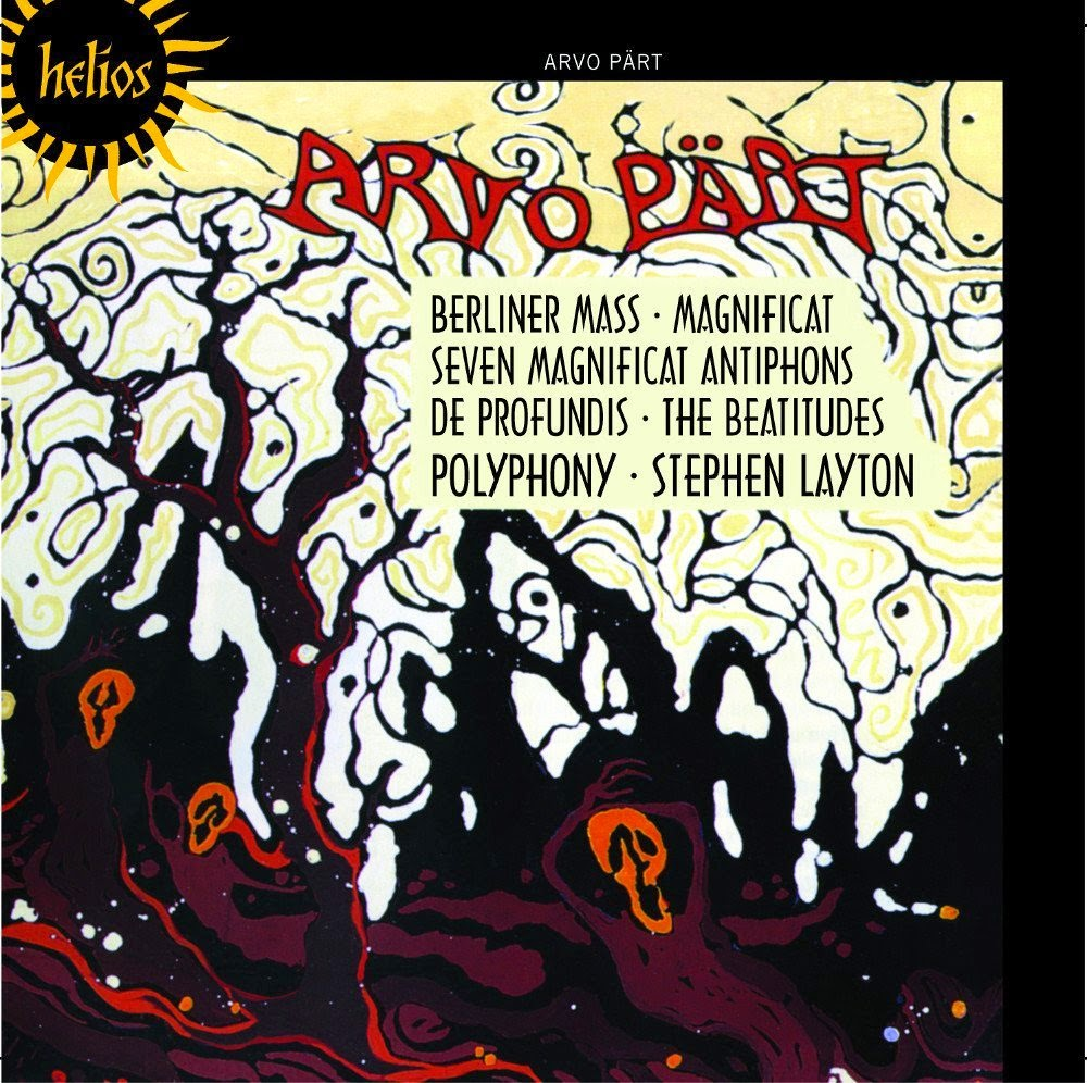 Arvo Part - Polyphony  Layton