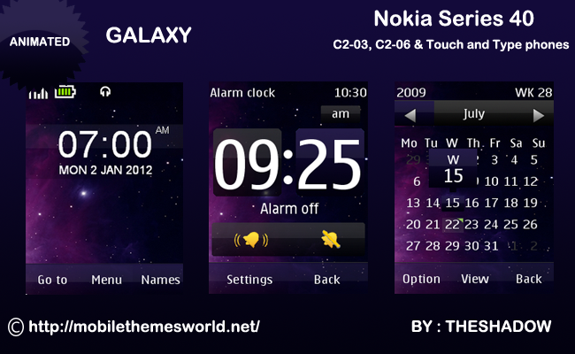 Nokia+X3+New+Themes ... new year 2012 wish you all a very happy and ...
