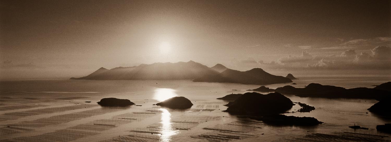 Huazhu, Xiapu at dawn