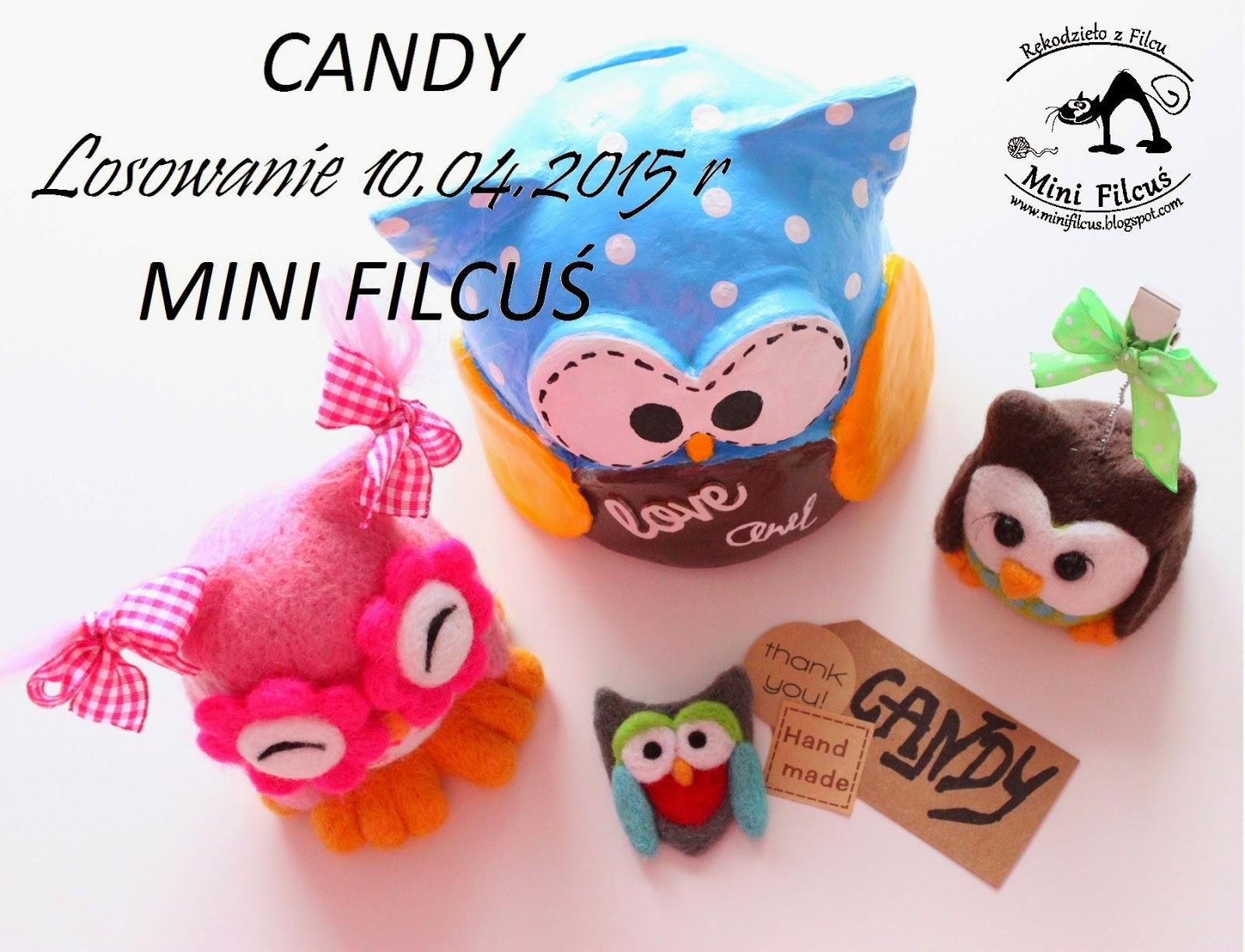 Candy Mini Filcuś