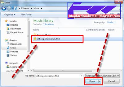 bagaimana cara membuka iso file