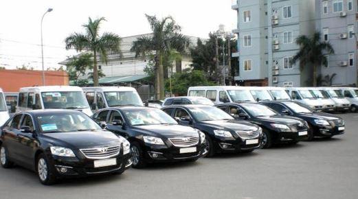 Bạn nên chọn dịch vụ cho thuê xe 4 chỗ ở đâu giá rẻ