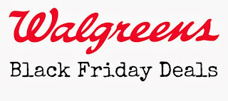 Walgreens Black Friday Deals -- Good 11/28-11/30