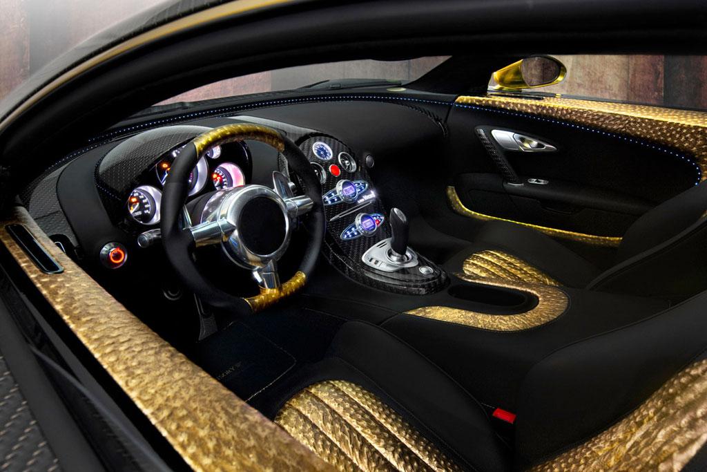bugatti veyron linea vincero doro auto car best car. Black Bedroom Furniture Sets. Home Design Ideas
